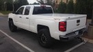 SRT Lid 14 White DblCab Chevy